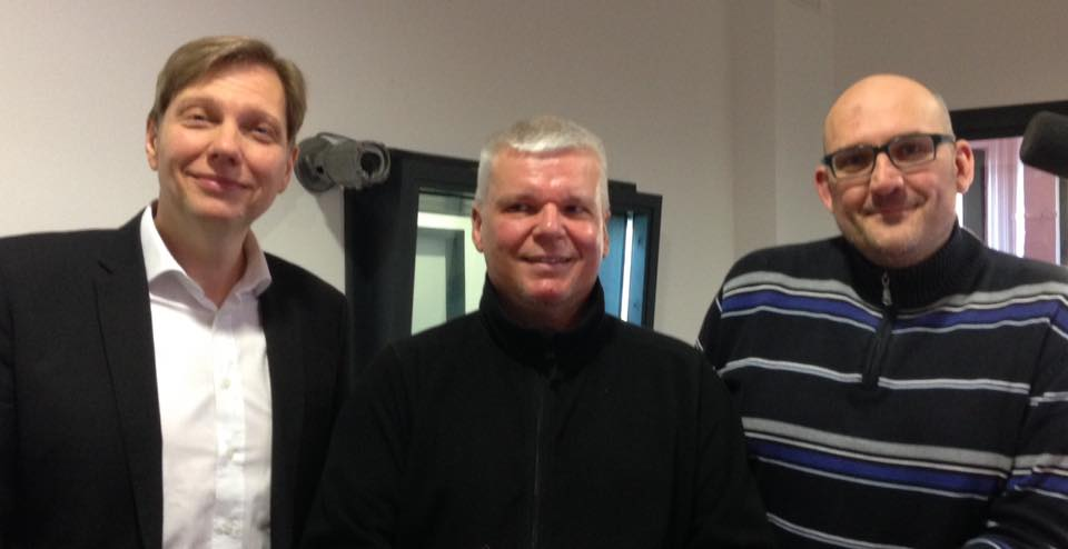 Zum Anhören: Mein Radiointerview mit Hitgarantie im Morgenmagazin bei Andreas Dorfmann