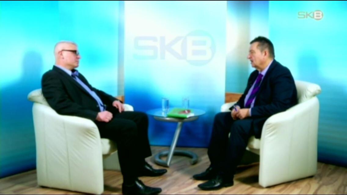Talk im SKB-TV vom 07./08.12.2015 Teil I und II