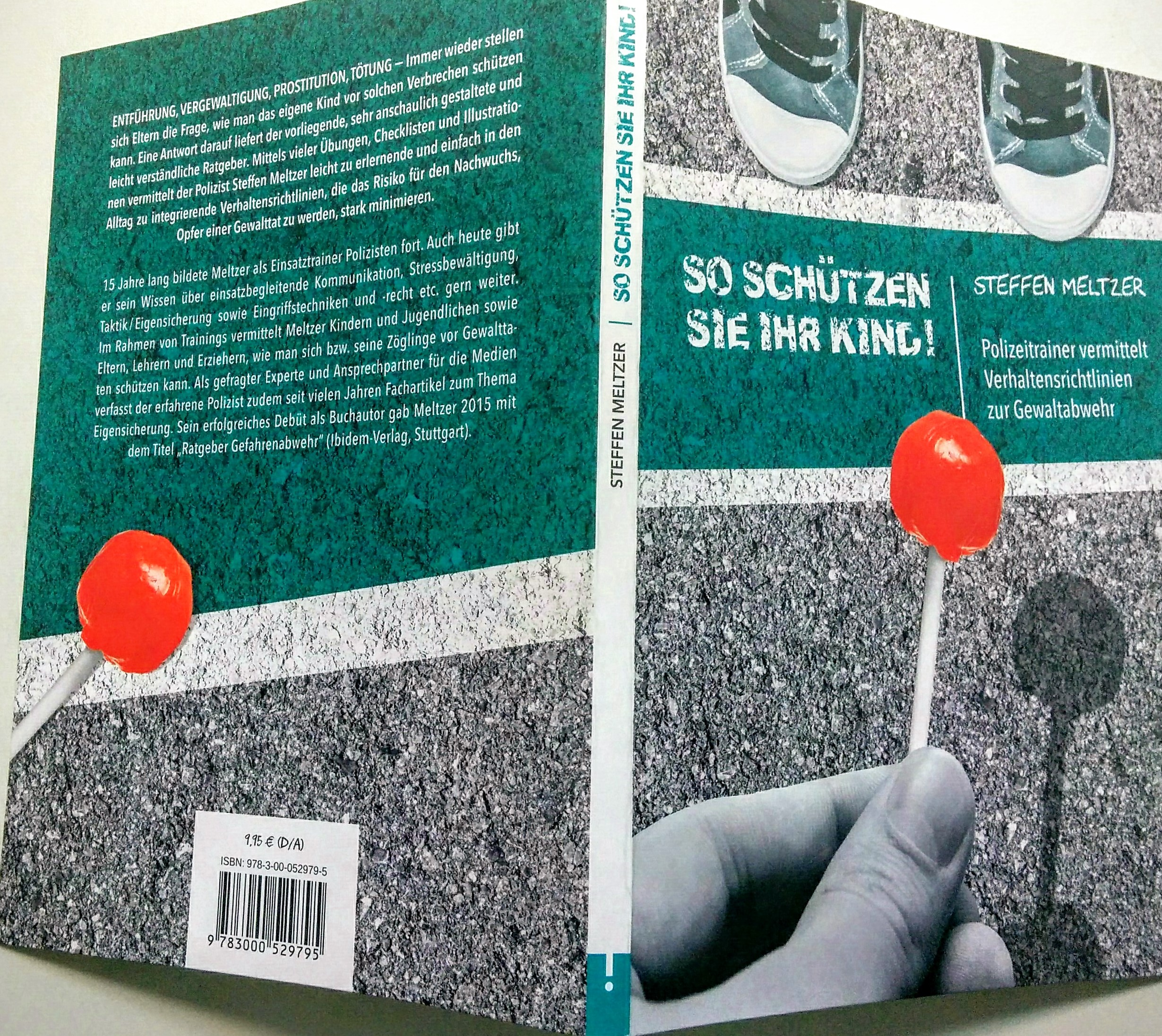 """Zeitungs-Kurzinterview zur Bucherscheinung """"So schützen Sie Ihr Kind!"""""""