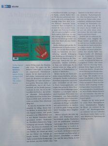 Rezension Buch Ratgeber Gefahrenabwehr III