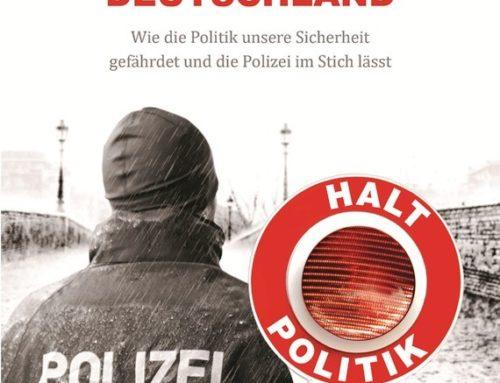 Neues Gesetz zur Polizisten-Diskriminierung in Berlin