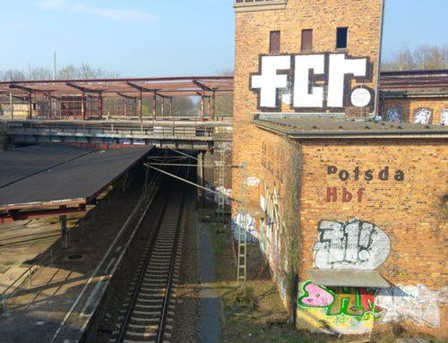 Potsdam im Alltag: Klimawende = Autoende